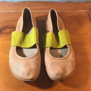Camper Girl Ballerina shoes